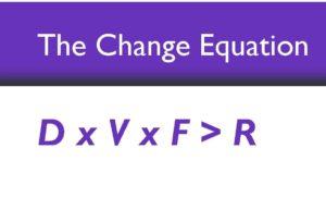 Change Equation for Blog post