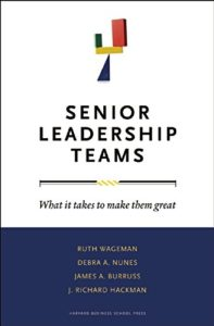 If Your Senior Leadership Team Needs To Be More Effective